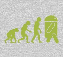 Android Evolution Kids Clothes