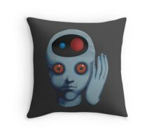 Fantastic Planet Throw Pillow