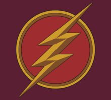 The Flash logo by mist3ra
