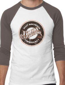Doc Brown's Flux Capacitor Men's Baseball ¾ T-Shirt