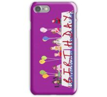 Matilda the Musical   Miracle (turned) iPhone Case/Skin