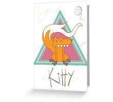 xKittyx Greeting Card