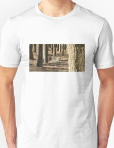 Urban Wood Unisex T-Shirt