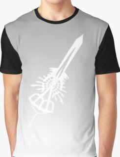 χ-Blade Gradient Tank Graphic T-Shirt