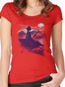 Dream job Women's Fitted Scoop T-Shirt