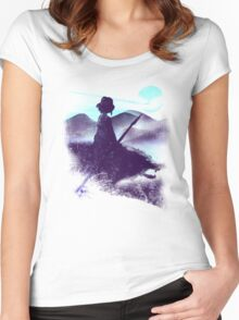 Dream job Women's Fitted Scoop T-Shirt