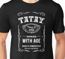 Vintage Tatay Filipino Father Unisex T-Shirt