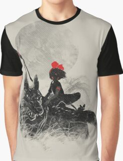 princess monokiki Graphic T-Shirt