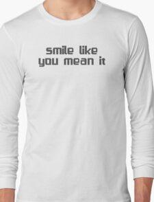 The Killers Long Sleeve T-Shirt