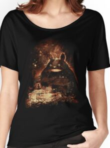 babysittotoro Women's Relaxed Fit T-Shirt