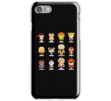Street fighter - the world warrior iPhone Case/Skin