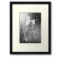 Unleash Framed Print