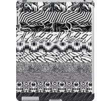 Music/Humour - Blurryface Pattern Collage iPad Case/Skin