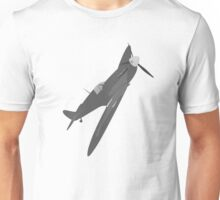 Sliver Spitfire Unisex T-Shirt