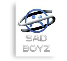 Sega Saturn Sad Boyz Classic. Canvas Print