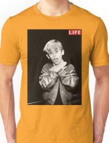 Macaulay Culkin Life Tshirt Unisex T-Shirt