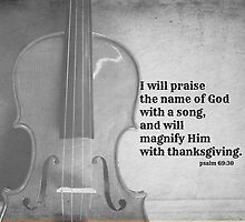Psalm 69 Praise  by Kimberose