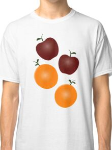 Apples and Oranges iPhone / Samsung Galaxy Case Classic T-Shirt