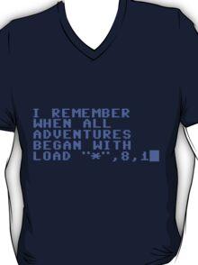 C64 Retro T-Shirt