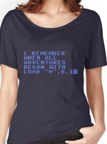 C64 Retro Women's Relaxed Fit T-Shirt