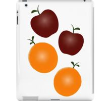 Apples and Oranges iPhone / Samsung Galaxy Case iPad Case/Skin
