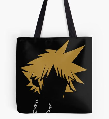 Sora - Kingdom Hearts Tote Bag