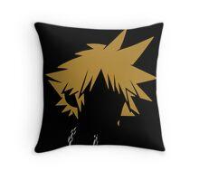 Sora - Kingdom Hearts Throw Pillow