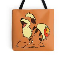Growlithe Use Tackle! Tote Bag
