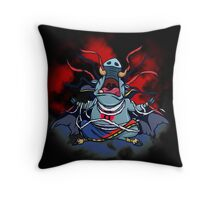 Pumb-ra Throw Pillow