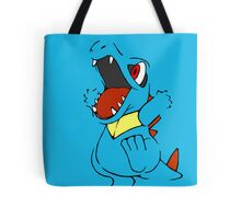 Totodile - Pokemon Tote Bag