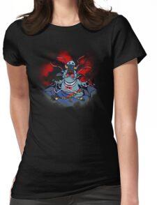 Pumb-ra Womens Fitted T-Shirt