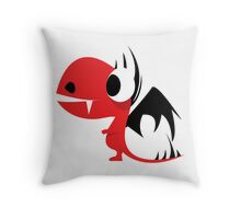 Little Dragon Throw Pillow