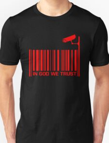 In God We Trust #4 T-Shirt