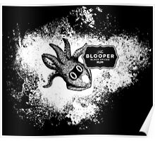 The Blooper Rum Poster