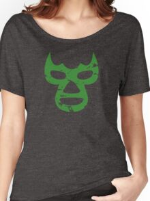 Lucha Libre Mask 04 Women's Relaxed Fit T-Shirt