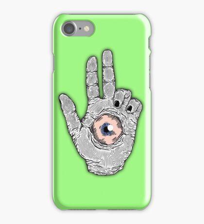 The Forbidden Eye iPhone Case/Skin