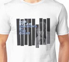 Shadows in the Night of Bob Dylan Unisex T-Shirt