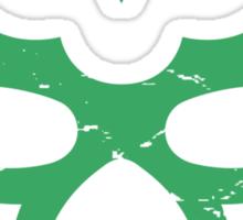 Lucha Libre Mask 05 Sticker