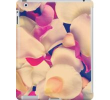 Retro petal iPad Case/Skin