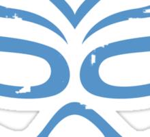 Lucha Libre Mask 06 Sticker