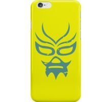 Lucha Libre Mask 06 iPhone Case/Skin