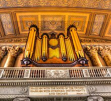 Naval Chapel Greenwich London by DavidHornchurch