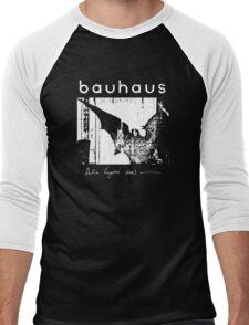 Bauhaus - Bat Wings - Bela Lugosi's Dead Men's Baseball ¾ T-Shirt