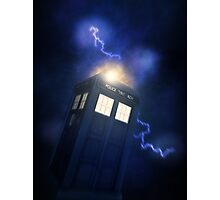 Doctor Who - 11th Doctor Titles Inspired Photographic Print