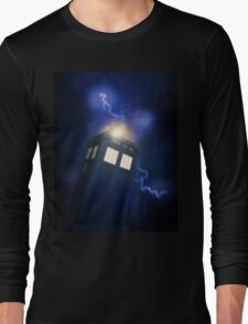 Doctor Who - 11th Doctor Titles Inspired Long Sleeve T-Shirt