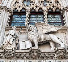 Lion of St Mark. by FER737NG