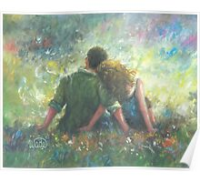 HAPPILY DEVOTED TO YOU LOVING COUPLE Poster