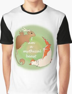 Good Mythical Morning Beast Graphic T-Shirt