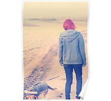 Countryside afar Poster