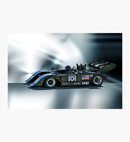 1974 Shadow DN4 Can Am II Photographic Print